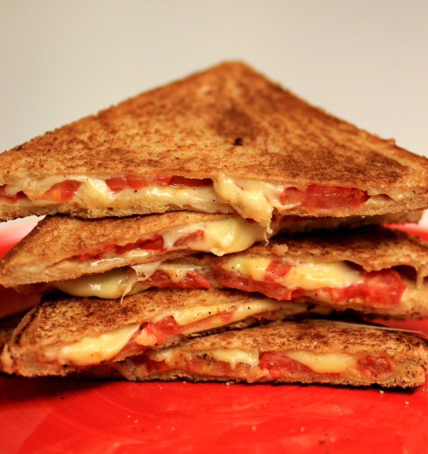 Grilled cheese sandwich (2)