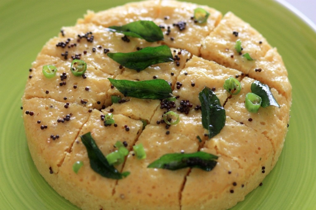 Gujarati cuisine archives my weekend kitchen khaman dhokla gujarati street food gujarati cuisine low fat snack besan snack forumfinder Images