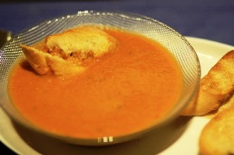 tomato basil soup delicious creamy tomato basil soup with sweet basil ...